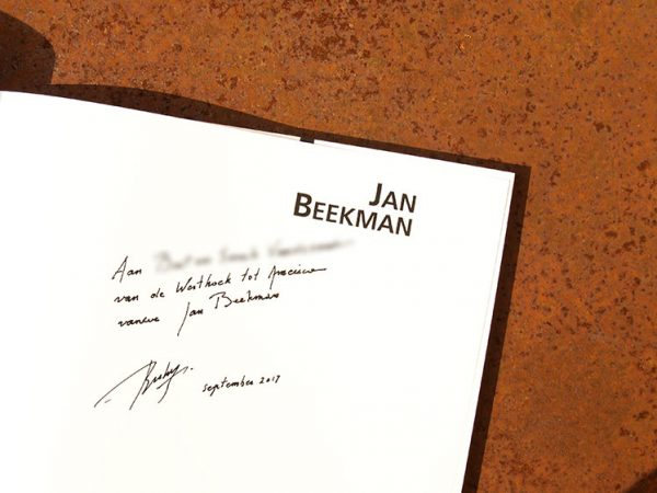 jan beekman pmmk signed