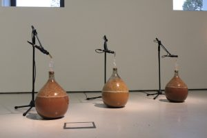 sound art Installation by Enrico Ascoli